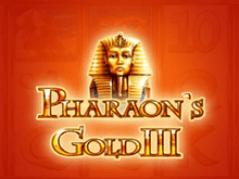 Pharaohs Gold III - в казино Вулкан Вегас